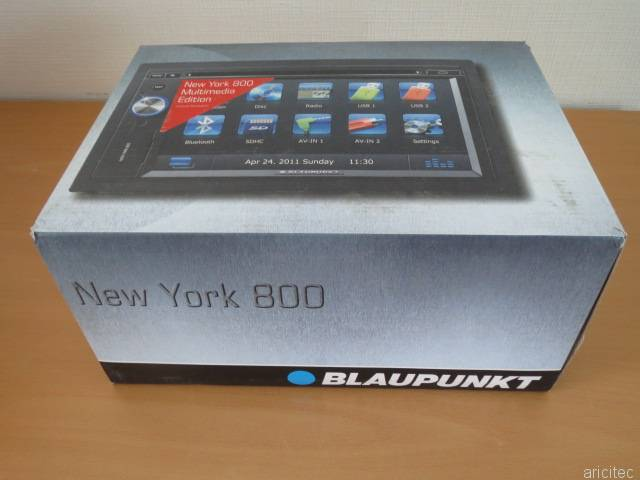 blaupunkt new york 800 multimedia edition without. Black Bedroom Furniture Sets. Home Design Ideas